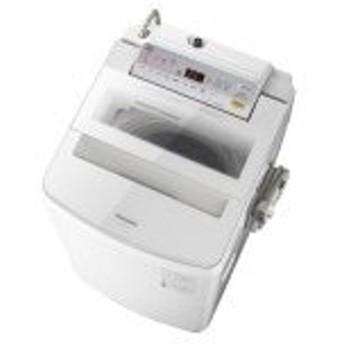 Panasonic(パナソニック) NA-FA100H6-W 全自動洗濯機 ホワイト [洗濯10.0kg /乾燥機能無 /上開き]