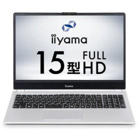 iiyama ノートPC STYLE-15FH059-i3-UHEX-D-M [15.6型フルHD/Core i3-8145U/4GBメモリ/240GB SSD/Windows 10 Home][BTO]