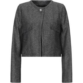 《セール開催中》ATOS LOMBARDINI レディース テーラードジャケット 鉛色 42 レーヨン 57% / ナイロン 35% / ポリウレタン 8%