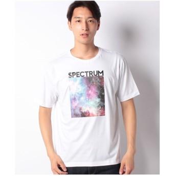 WEGO WEGO/カラフルフォトボックスTシャツ(ホワイト系)【返品不可商品】
