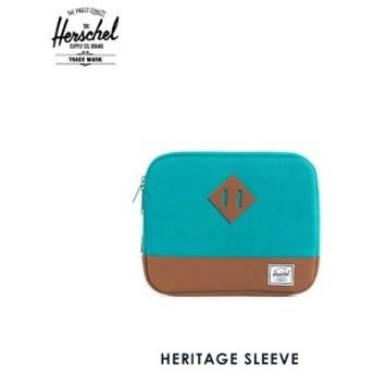 ハーシェル Herschel 10055-00024-OS Heritage Sleeve for iPad Teal iPadケース