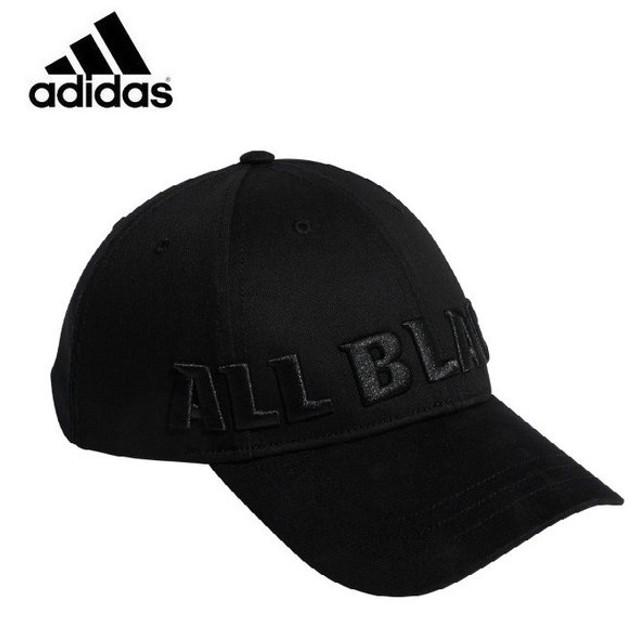アディダス キャップ 帽子 メンズ レディース オールブラックス 日本限定キャップ AB CAP ED0976 FYO18 adidas