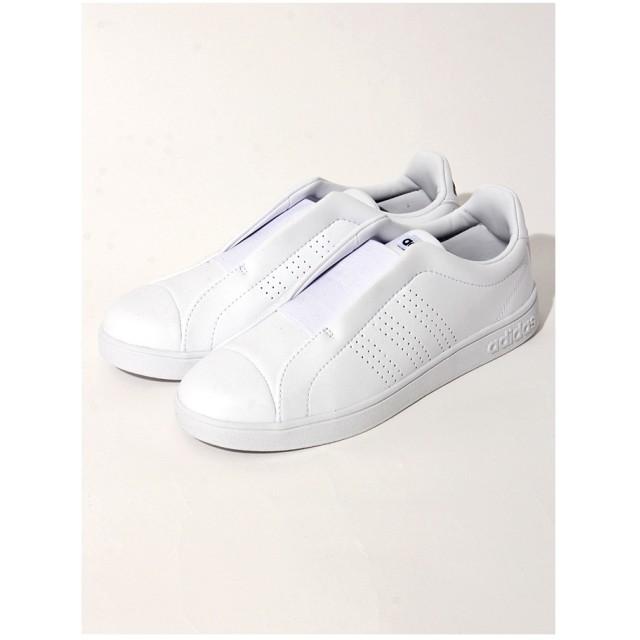 Sneakers Selection VALCLEANADPTW【バルクリーンADPTWDB0124】 ホワイト/ネイビー