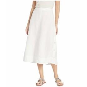 ニックプラスゾーイ レディース スカート ボトムス Front Runner Skirt Paper White