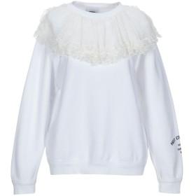 《セール開催中》BROGNANO レディース スウェットシャツ ローズピンク XS コットン 80% / ポリエステル 20%