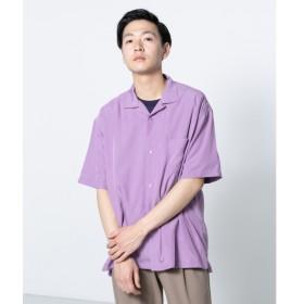 [マルイ]【セール】メンズシャツ(モダールオープンカラーシャツ(5分袖))/センスオブプレイスバイアーバンリサーチ(メンズ)(SENSE OF PLACE )