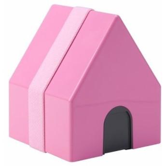 三好製作所 家型ランチボックス BENTO-STORE maison de lunch ピンク BE-003