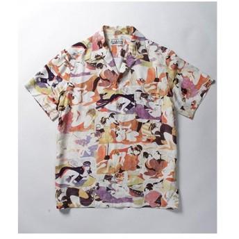 WACKOMARIA(ワコマリア) HAWAIIAN SHIRT S/S ( TYPE-2 ) 春画 アロハシャツ