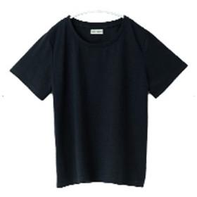 [マルイ] 【七分袖タイプ】ベーシックTシャツプラスサイズ/ハッピーマリリン(大きいサイズ)(AHAPPYMARILYN)