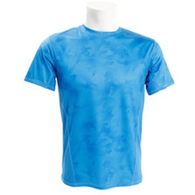 【Super Sports XEBIO & mall店:トップス】ドライプラスUVプリント半袖Tシャツ 863PG9SD9290BLU
