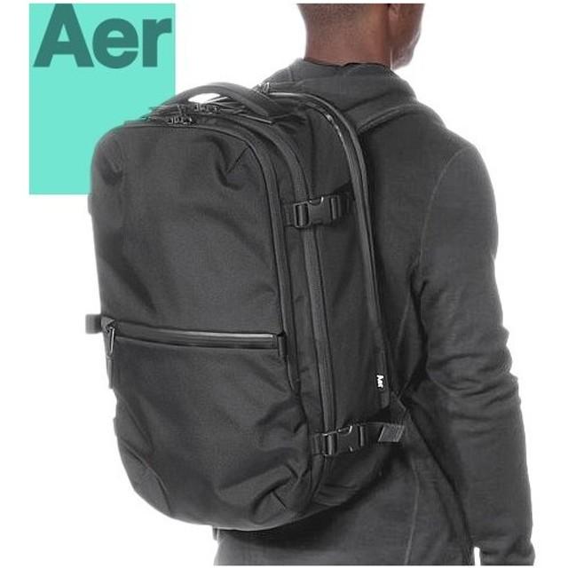 AER エアー トラベルパック リュック バックパック メンズ レディース ビジネス スポーツ おしゃれ 黒 大容量 ブランド 2way シューズ収納付き