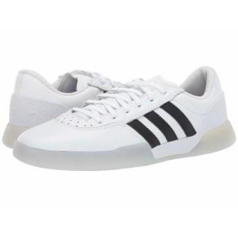 アディダス メンズ スニーカー シューズ City Cup Footwear White/Core Black/Light Greay Hether Solid Grey