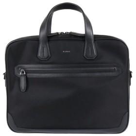 【送料無料!】バリー BALLY ビジネスバッグ ブリーフケース CHANDOS SM 00 ブラック メンズ