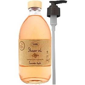 【サボン】  サボン シャワーオイル  ラベンダーアップル 500ml