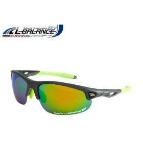 偏光サングラス スポーツサングラス 偏光 LBP-460-2 エルバランス L-BALANCE メンズレディース
