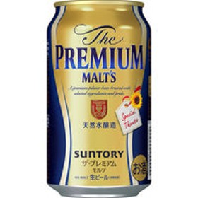 【父の日ン】プレゼント ギフト ビール サントリー プレミアムビール ザ・プレミアム・モルツ(プレモル)350ml 1パック(6缶入)