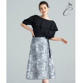 自由区 / ジユウク 【Class Lounge】PLATINUM JQ スカート
