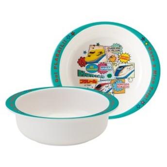 ボウル 13cm メラミン製 プラレール19 食器 キャラクター ( 食洗機対応 小鉢 うつわ 器 トミカ プラレール 椀 子供 用 子ども 子供 キッ
