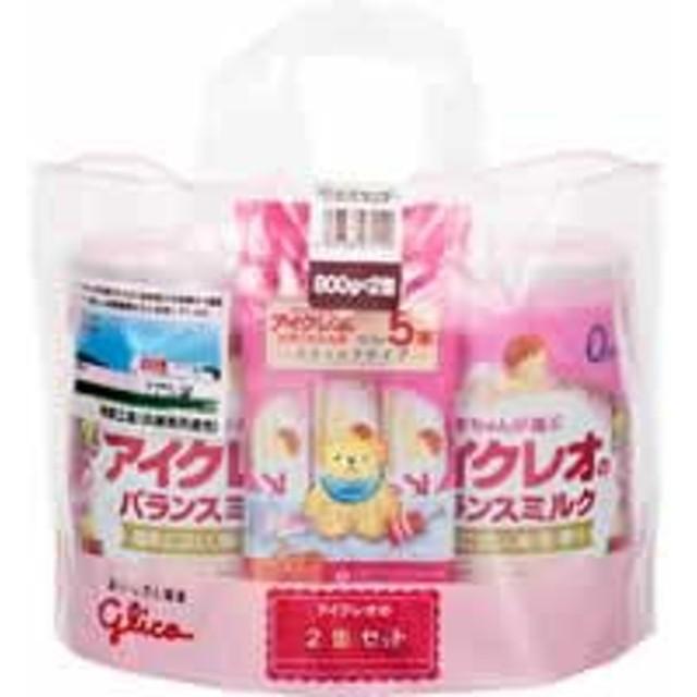 【アイクレオのバランスミルク 800g2缶セット】[代引選択不可]