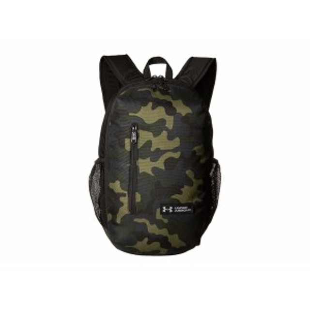 f95e201fd3 アンダーアーマー メンズ バックパック・リュックサック バッグ UA Roland Backpack Desert Sand/Black