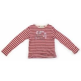 【組曲/Kumikyoku】Tシャツ・カットソー 120サイズ 女の子【USED子供服・ベビー服】(405395)