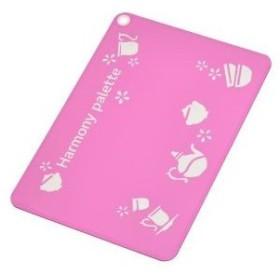 トンボ ハーモニーパレット まな板 S PN/WH 片面ピンク 片面ホワイト