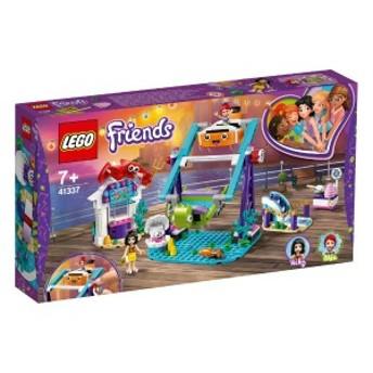 5702016537802:レゴ フレンズ 遊園地 絶叫トロピカルスピン 41337【新品】 LEGO Friends 知育玩具