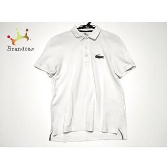 ラコステ Lacoste 半袖ポロシャツ サイズ4 XL メンズ 白 スペシャル特価 20190828