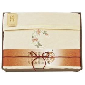 内祝い 内祝 お返し 毛布 シングル シルク混綿毛布 素材の匠 泉州織 ギフト ST-10070 (10)