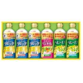 お中元 御中元 ギフト 油 調味料セット 日清オイリオ ヘルシーバランスセット PTV-30
