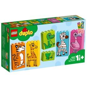 レゴ はじめてのデュプロ どうぶつパズル 10885 おもちゃ おもちゃ・遊具・三輪車 ブロック・パズル・おえかき (68)