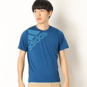 [マルイ]【セール】【アディダス】メンズTシャツ(M4T フリーリフトビッグロゴTシャツ)/アディダス(adidas)
