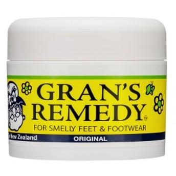 グランズレメディ GRANS REMEDY レギュラーオリジナル 50g 消臭パウダー 靴用消臭