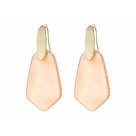 ケンドラスコット レディース ピアス&イヤリング アクセサリー Camila Earrings Gold/Peach Mother-of-Pearl