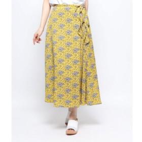 [マルイ]【セール】ラップ風スカート/アウリィ(AULI)