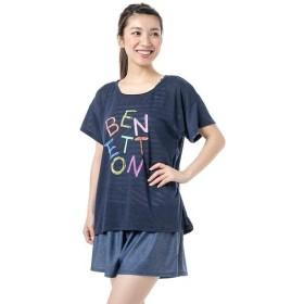 [マルイ] 4点セットタンキニ・水着(Tシャツ/キャミ/ショーツ/パンツ)/ベネトン レディース(UNITED COLORS OF BENETTON)