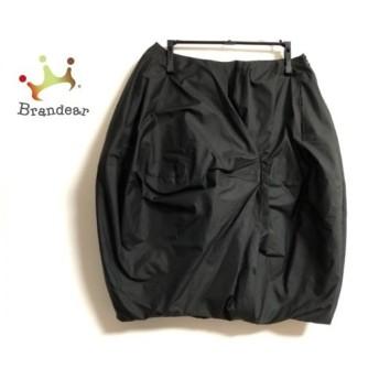 マウリツィオペコラーロ MAURIZIO PECORARO スカート サイズ34 S レディース 黒 スペシャル特価 20190914