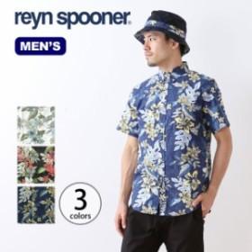 Reyn Spooner レインスプーナー SSB.D.シャツ