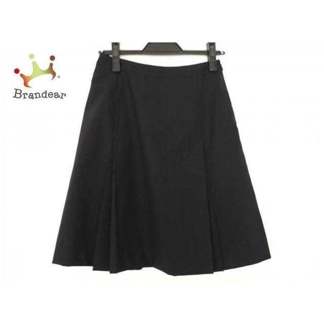 オールドイングランド OLD ENGLAND スカート サイズ34 S レディース 美品 黒 プリーツ   スペシャル特価 20190904