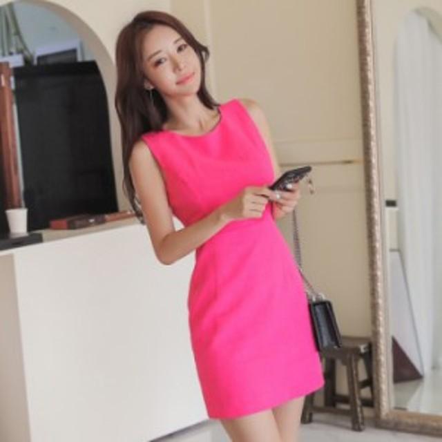 大人気 おすすめ ワンピース ミニスカート タイトスカート ピンク セクシー ドレス 送料無料 韓国 オルチャン レディース big_ac