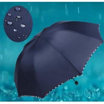 10本骨 傘 晴雨兼用 折り畳み傘 レディース メンズ 日傘 雨傘 オシャレ かわいい 日傘 晴雨兼用 UVカット 折りたたみ傘 遮光 遮熱 折り