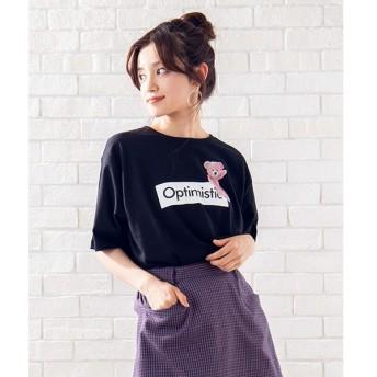 [マルイ]【セール】ベアボックスTシャツ/ウィゴー(メンズ)(WEGO)