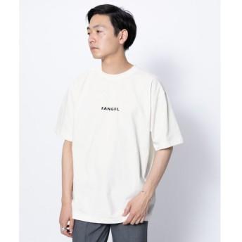 SENSE OF PLACE by URBAN RESEARCH / センスオブプレイス バイ アーバンリサーチ 【別注】KANGOL ロゴTシャツ(5分袖)