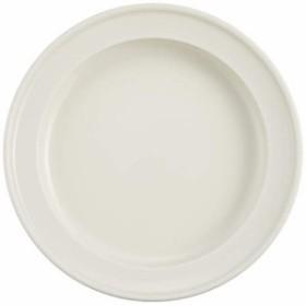 ユニバーサル食器 森正洋デザイン ディープ プレート 16.5cm ホワイト NB10-322