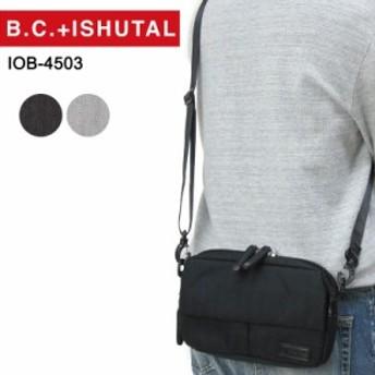 B.C.+ISHUTAL イシュタル ショルダーバッグ IOB-4503
