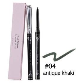 【ジルスチュアート】ステイトゥルージェルアイライナー #04 antique khaki (0.1g)