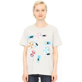 [マルイ] 【ユニセックス】Tシャツ/サマーバケーションビューティフルシャドー/グラニフ(graniph)