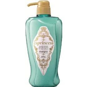エスプリンセス シャンプー プリンセスベリーとフルーティ・ローズ・ブーケの香り 600ml