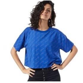 セール価格 リーボック公式 Tシャツ Reebok CL W リーボック プリント Tシャツ
