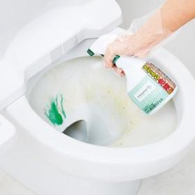 シュッ&ピタッ! 便器の汚れに長く密着 トイレ尿石取りジェルの会 フェリシモ FELISSIMO【送料:450円+税】